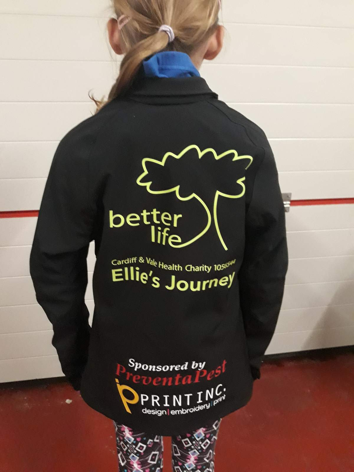 Proud Sponsors of Ellie's Journey - PreventaPest Limited