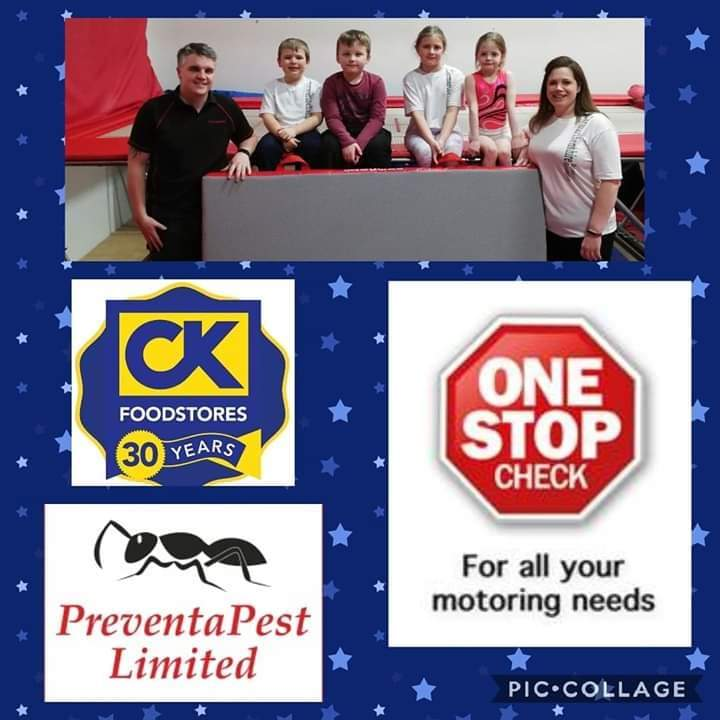 Proud to support Carmarthenshire School of Gymnastics  - PreventaPest Limited