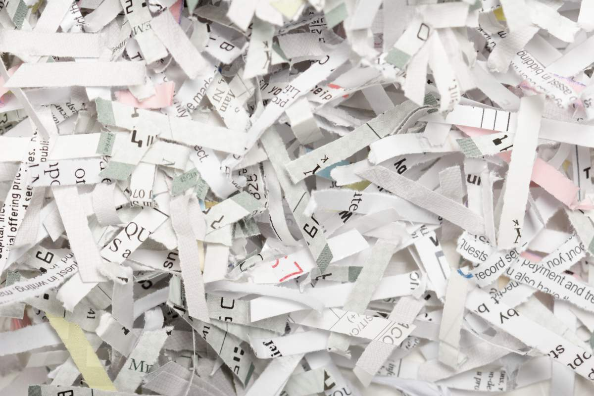 Confidential Paper Destruction - PreventaPest Limited